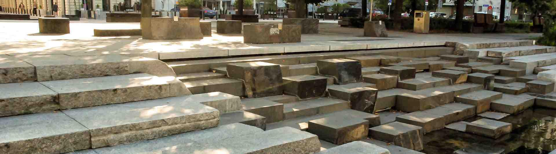 Rewitalizacja Placu Grzybowskiego